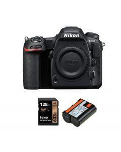 Aparat Foto DSLR Nikon D500, Body, PRO KIT