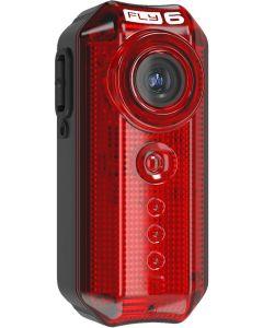 Camera video sport Cycliq FLY6, HD, LED Rosu tip Stop pentru Bicicleta