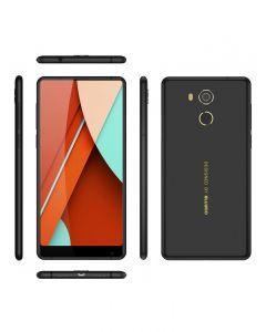"""Telefon Mobil Bluboo D5 PRO 4G, 5.5"""" HD, 3+32GB, Negru + BONUS: Husa, Folie si Stand"""
