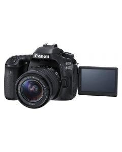 Aparat Foto Canon EOS 80D + 18-55mm IS STM - Kit