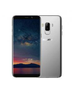 Telefon mobil Bluboo S8 Plus, 6 inch, 64GB, 4G, Silver (include Husa Silicon si Folie Protectie)