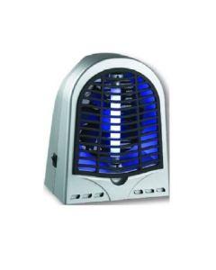 Aparat anti insecte cu lampa UV( 1x4W) si ventilator GH-4( 50 mp)