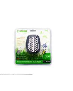 Aparat portabil impotriva tantarilor (30mp) - Isotronic Black White 25160
