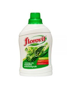 Ingrasamant specializat lichid Florovit pentru plante verzi 1L