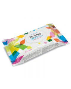 KLINTENSIV® - Servetele umede dezinfectante pentru suprafete 80buc