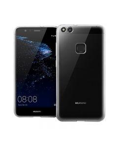 Husa iSilicon, Ultra Slim, Jelly pentru Samsung Galaxy Huawei Honor 8 Lite, Transparent