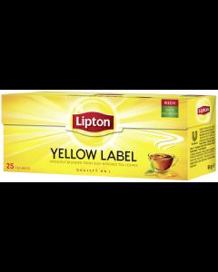 Ceai negru Lipton Yellow Label 50g