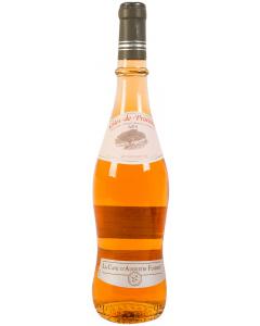 Vin rose Cotes de Provence 750ml