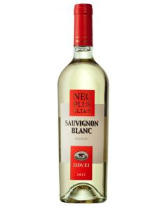 Vin alb demisec Nec Plus Ultra Jidvei Sauvignon Blanc 0.75L