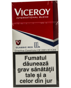 Tigari Viceroy Red 100'S