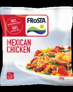 Mexican Chiken Frosta 500g