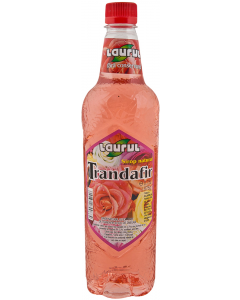 Sirop natural de trandafir Laurul 750 ml