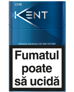 Tigari Kent HD albastru