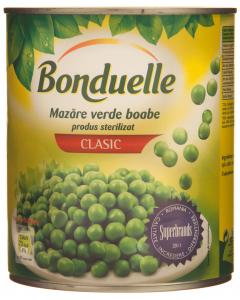 Mazare Bonduelle 800g