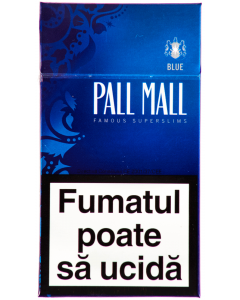 Tigari Pall Mall blue superslims