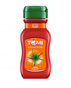 Ketchup picant Tomi 350g