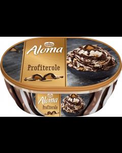 Tort de inghetata cu aroma de profiterol Aloma 485g
