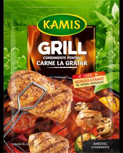 Condimente pentru carne la gratar Kamis 25g