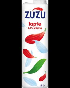 Lapte de consum integral Zuzu 3.5% grasime 1L