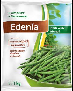 Fasole verde intreaga Edenia 1kg
