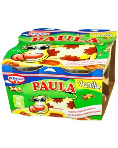 Budinca de vanilie si ciocolata Dr.Oetker Paula 500g