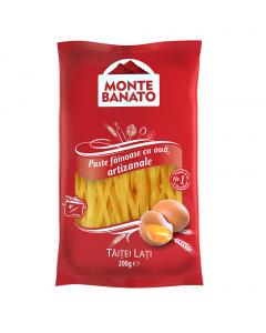 Taitei lati cu ou Monte Banato 200g