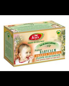 Ceai din plante medicinale Fares BabyCalm 20g