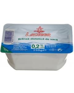 Branza dietetica de vaca Lacteea 250g