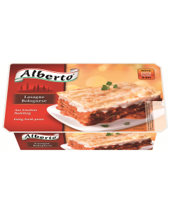Lasagna bolognese Alberto 400g