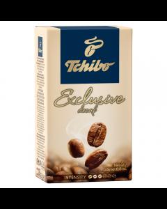 Cafea prajita si macinata Tchibo Exclusive Decaf 250g
