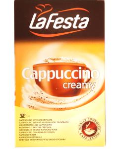 Cappuccino cu aroma de frisca LaFesta 125g