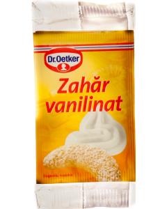 Zahar vanilinat Dr.Oetker 4 x 8g