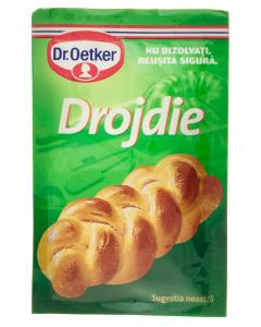 Drojdie uscata Dr.Oetker 7g