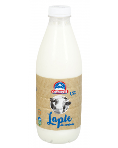 Lapte semidegresat Olympus 1.5% grasime 1L
