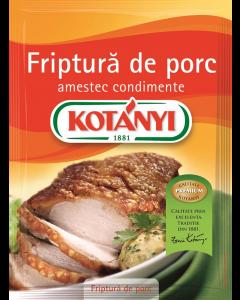 Amestec condimente pentru Friptura de porc Kotanyi 30g