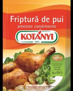 Amestec condimente pentru Friptura de pui Kotanyi 30g