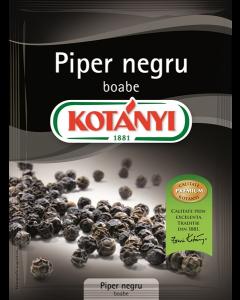 Piper negru boabe Kotanyi 17g