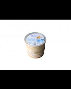 Inghetata de cacao cu sos de caramel Carrefour 500g