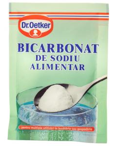 Bicarbonat de sodiu alimentar Dr.Oetker 50g