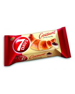 Croissant cu crema de cacao 7Days 65g