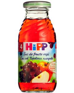 Suc de fructe rosii Hipp 200ml
