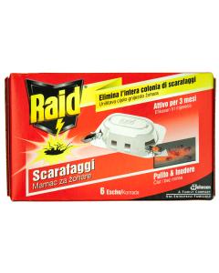 Capcane gandaci Raid 6buc