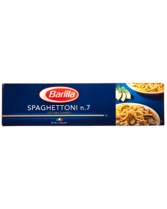 Paste alimentare nr. 7 Barilla Spaghettoni 500g
