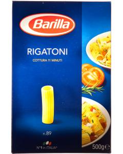 Paste alimentare Barilla Rigatoni 500g
