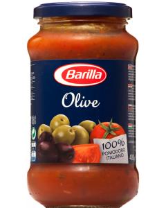 Sos de tomate cu masline Barilla 400g