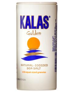 Sare de mare naturala iodata Kalas Golden 500g