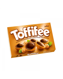 Bomboane ciocolata Toffifee 125g
