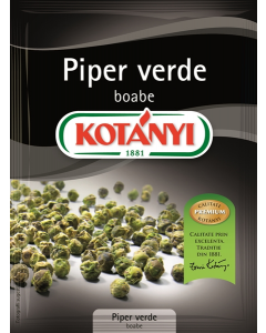 Piper verde boabe Kotanyi 12g