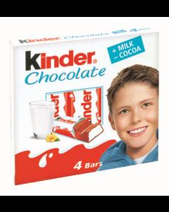 Batoane ciocolata cu crema de lapte Kinder 50g