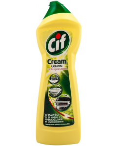 Crema curatat Lemon Cif 700ml